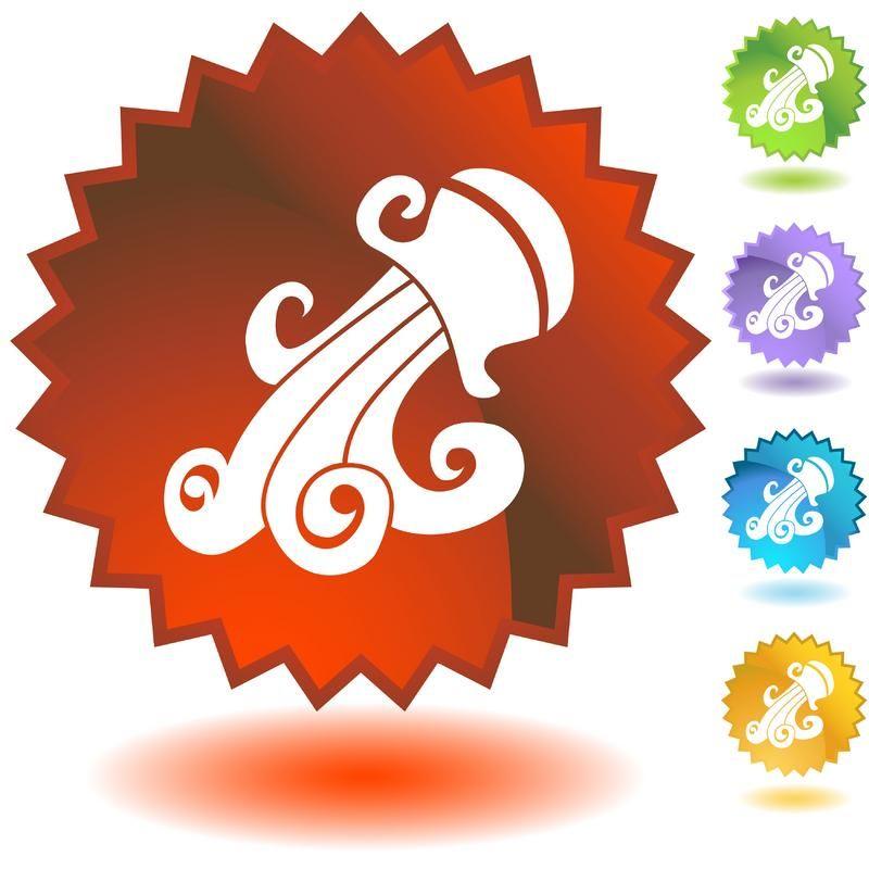 Aquarius Symbols Slideshow Atrology Symbols Pinterest