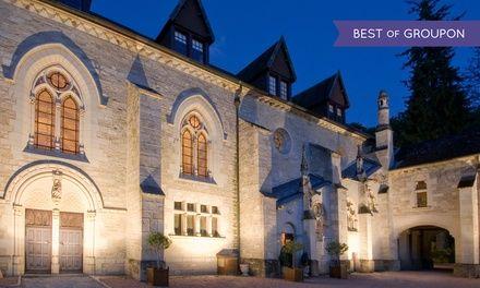 Abbaye de la Bussière à La Bussière sur Ouche : Séjour dans une abbaye bourguignonne devenue temple de la gastronomie: #LABUSSIÈRESUROUCHE…