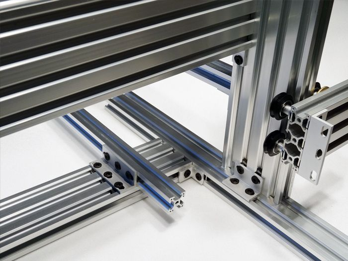V-Slot is a high quality extruded aluminum profile building block ...