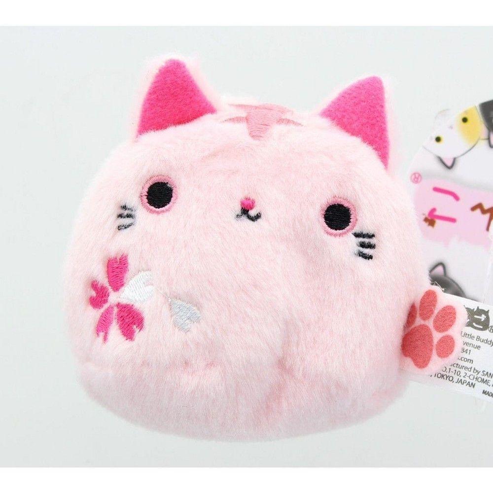 Little Buddy Llc Neko Dango Sakura 3 Plush Series 1 Sakura In 2021 Cute Stuffed Animals Cat Plush Cute Games [ 1000 x 1000 Pixel ]