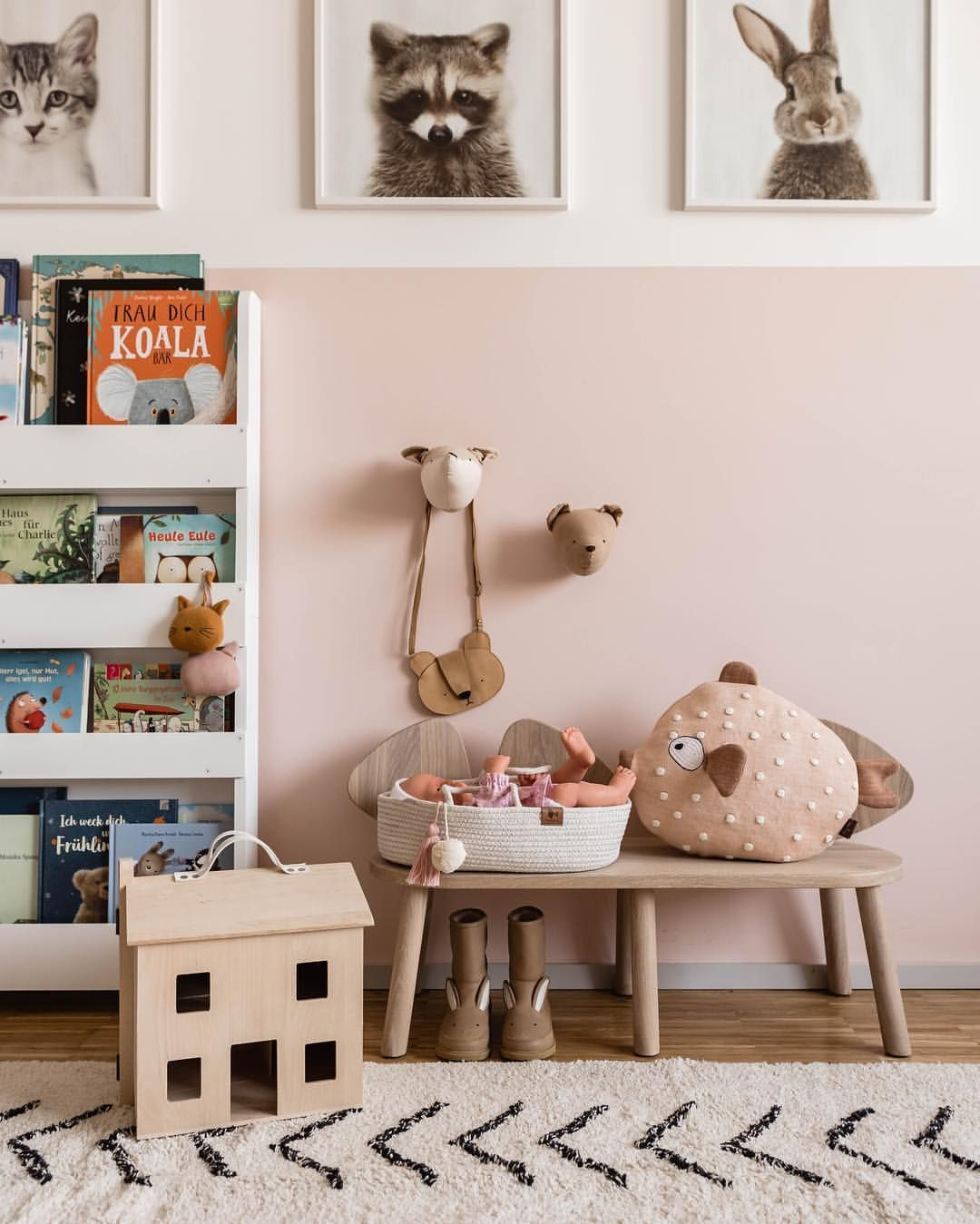 Vintage mädchen zimmer dekor kinderkram im kinderzimmer  repost miniundstil kinderzimmer
