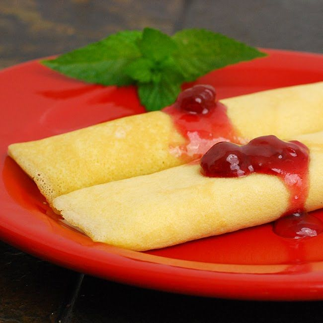 Nibble Me This: MyHOP Cheese Blintzes