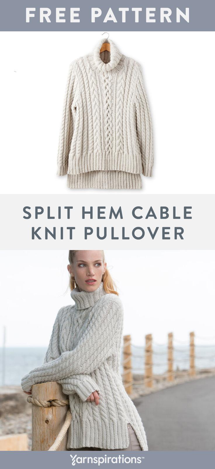 Free knit pattern using Patons Alpaca Blend yarn. Free ...