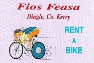 Fios Feasa Bike Rental is a rent-a-bike agent situated in Dingle town, beside…