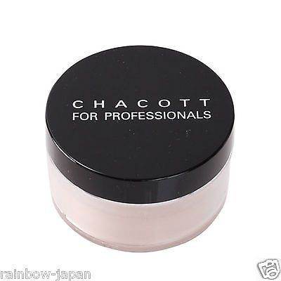 CHACOTT FOR PROFESSIONALS Finishing Powder 30g Ochre 02 Make up JAPAN