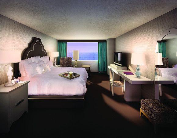 Atlantic City Accommodations Luxe Bedroom Hotel Interior Design Interior Design Examples