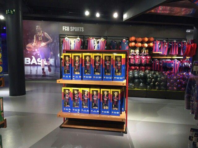 #FCB figures in Camp Nou by #BubuzZ  Buy now: www.bubuzz-dolls.com