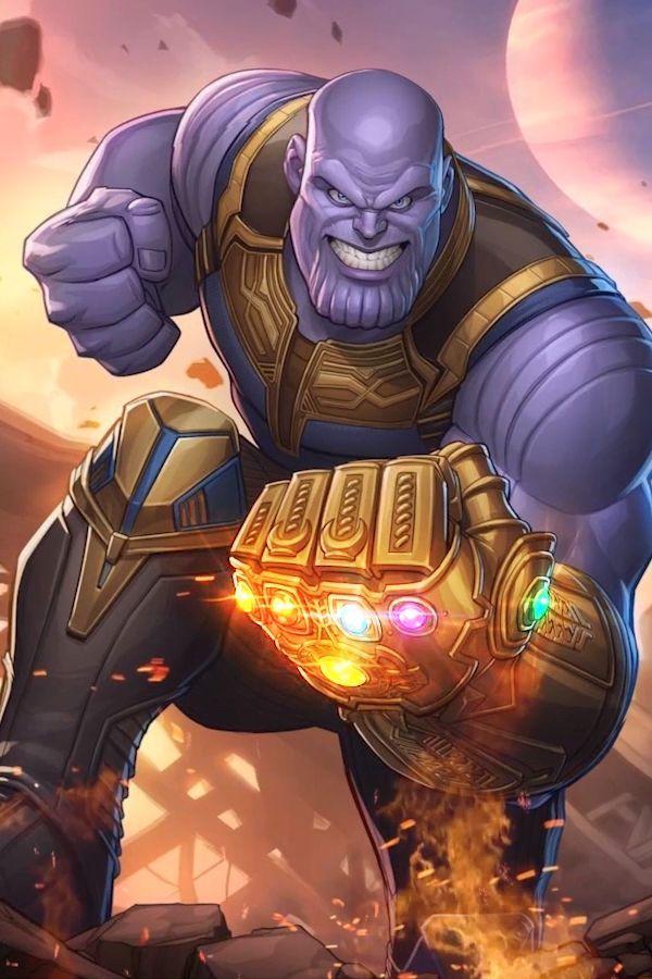 Image In Motion 3d Thanos Fondodepantalla3dpatricio Image Motion Thanos In 2020 Spiderman Dc Comics Batman