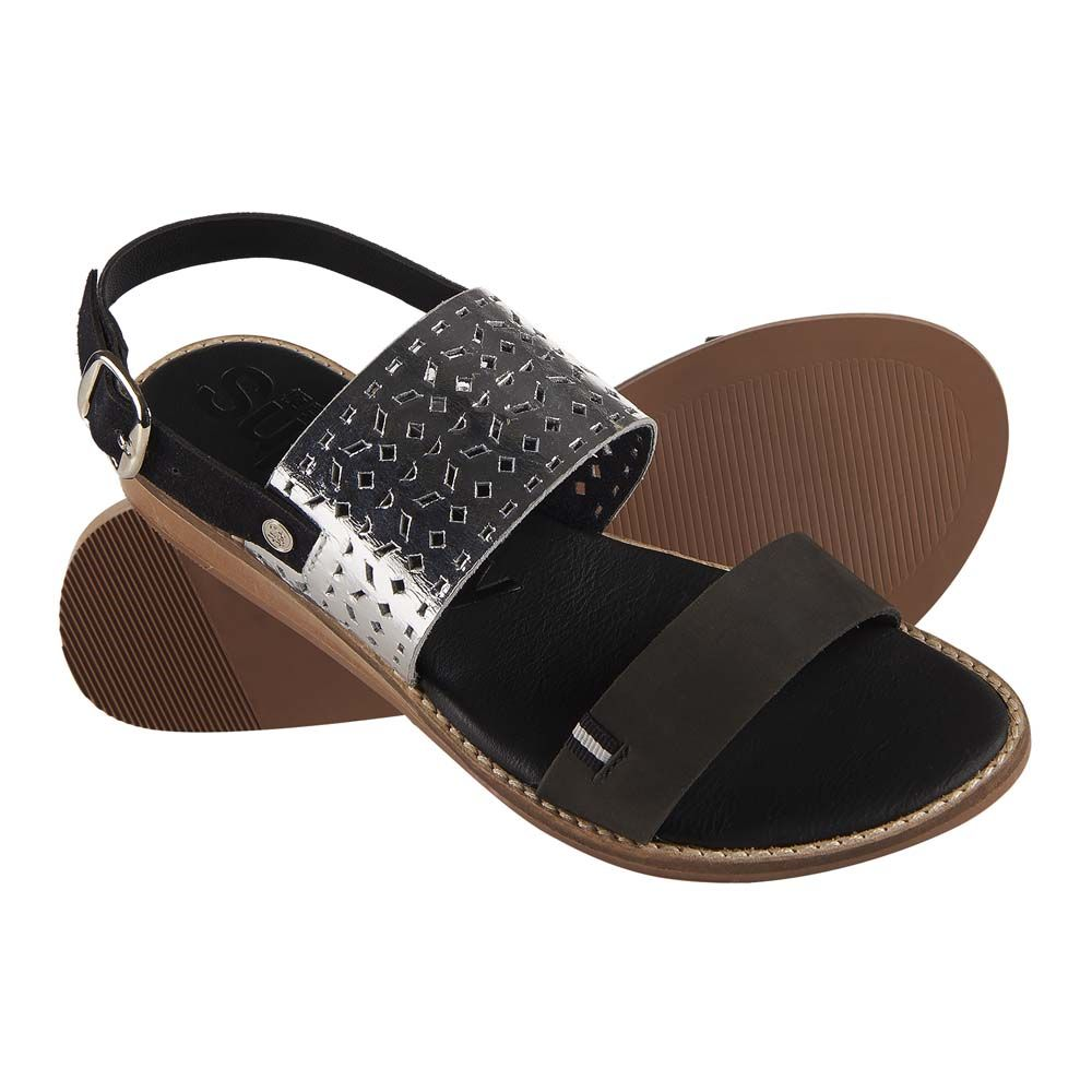 7545c194b38 Superdry Sandbar Double Strap Sandal | Shoes | Sandals, Strap ...