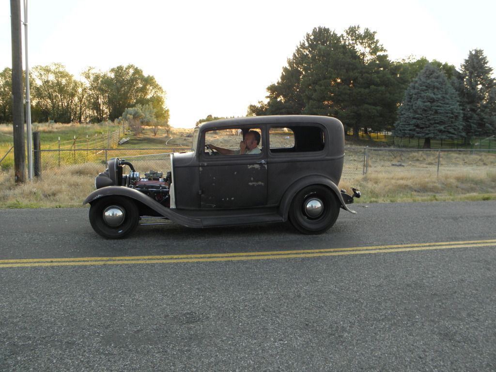 32 sedan frame - Page 3 - THE H.A.M.B. Unchopped, not channelled ...