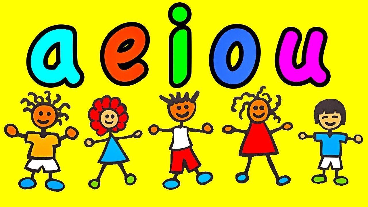 Las Mejores Canciones De Las Vocales A E I O U Videos Infantiles Edu Letras De Canciones Infantiles Videos Infantiles Educativos Canciones Escolares