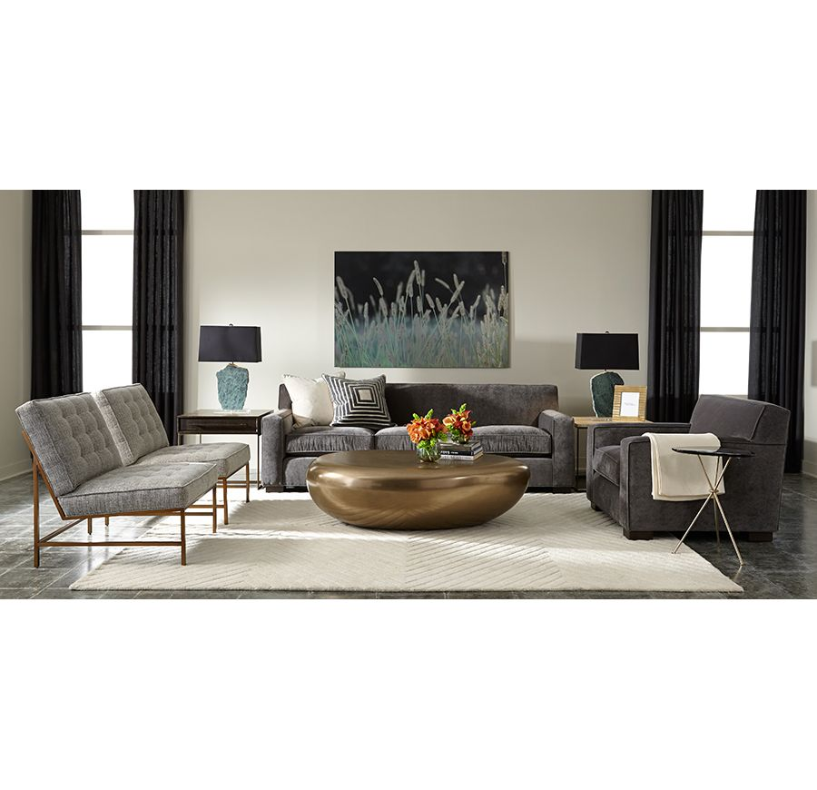 Superior RIVER STONE BRONZE COCKTAIL TABLE, Family Room? 2 Smaller Tables May Work  Better
