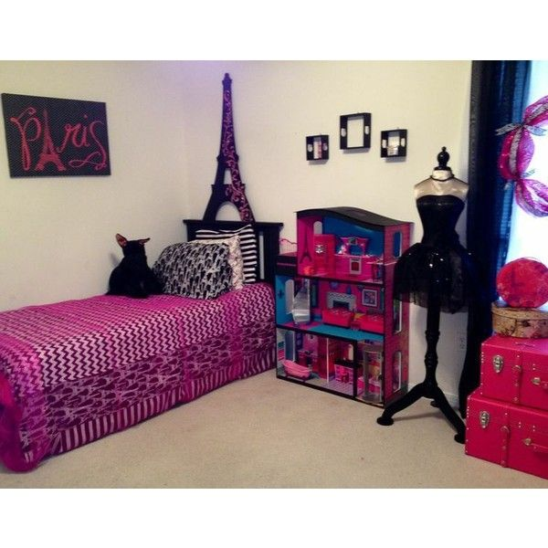 32 Dreamy Bedroom Designs For Your Little Princess: Pin By Kayla Porter On My Polyvore Finds
