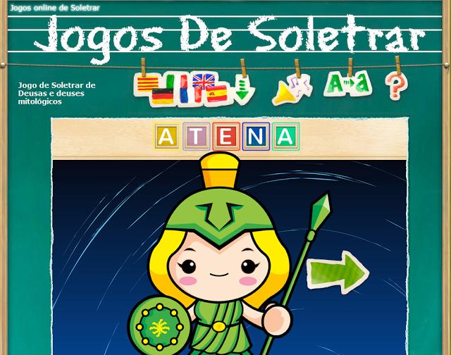 Um Desafio Para O Ensino Fundamental Sugestao De Jogo Online Jogos Online Jogos Jogo De Soletrar