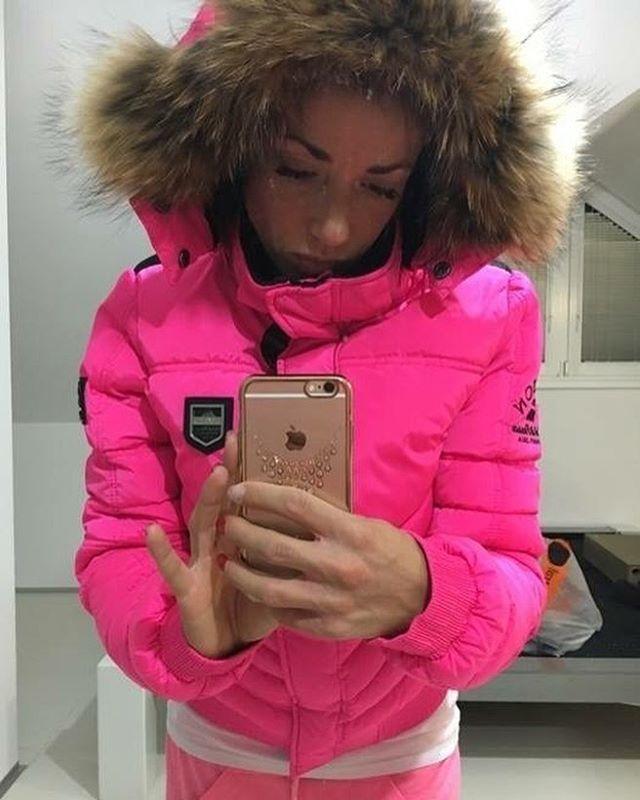 Winterjas Women.Nickelson Jacke Jacket Downjacket Daunenjacke Winterjacke
