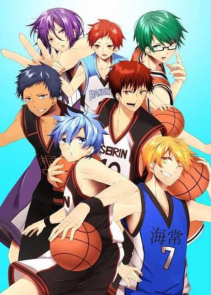Kuroko No Basket Streaming Sub Ita - Anime Streaming ITA | Kuroko, Kuroko  No Basket