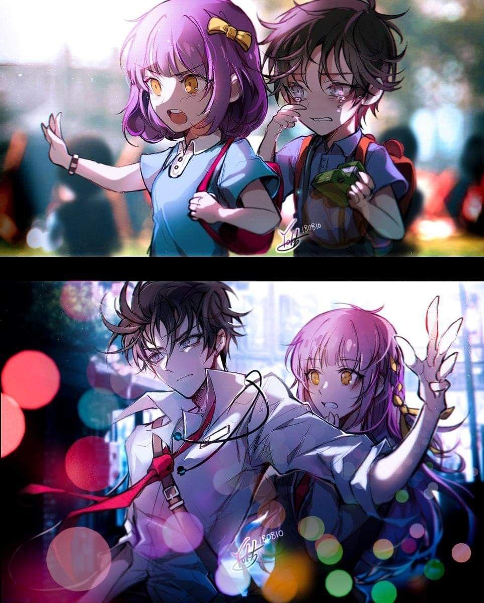 Pin On Anime Manga Fanart