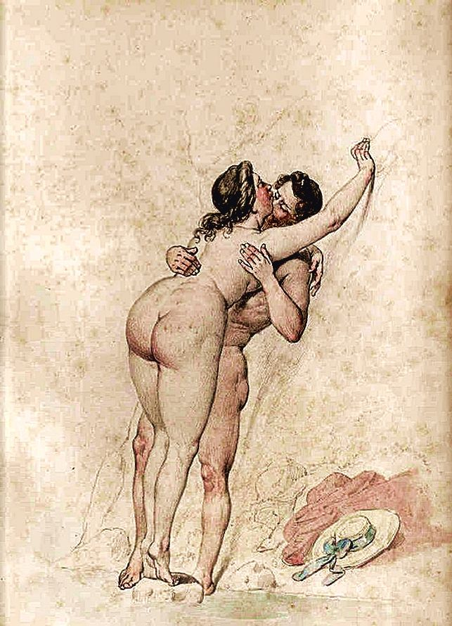 эротические рисунки орловского уже