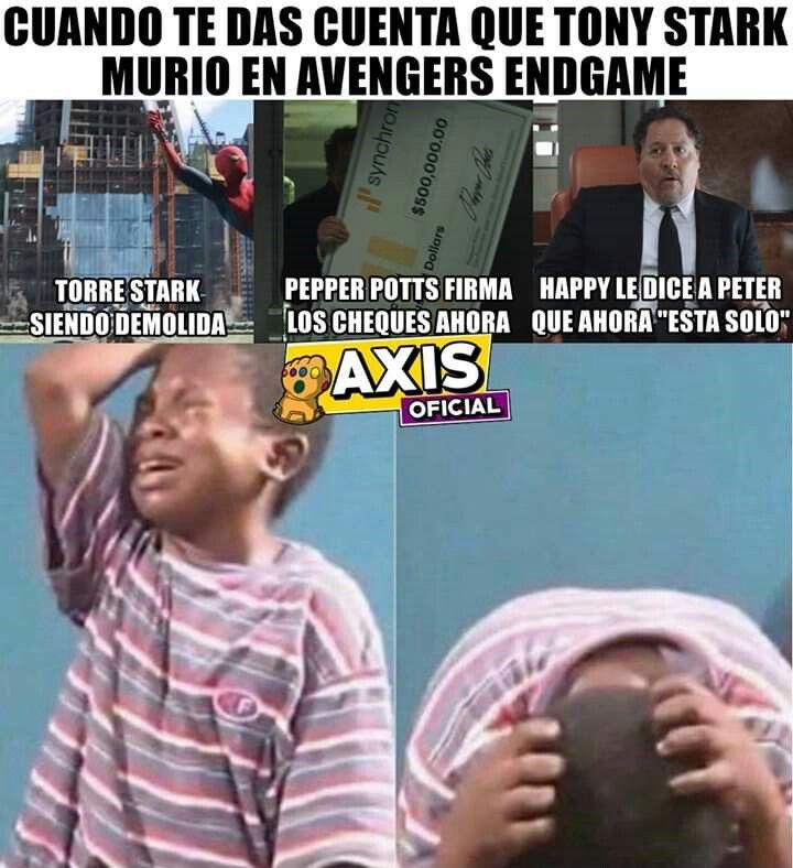 No Es Verdad Dime Que No Es Verdad Eso No Puede Pasaaar Memes Divertidos Memes Comicos Memes Marvel