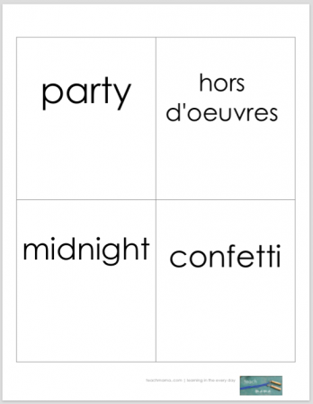 new years eve guess the word game