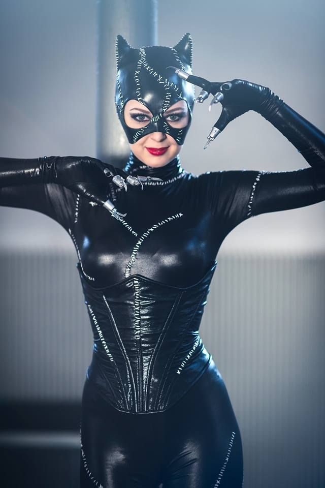 batman returns catwoman cosplay | Rei Doll as Catwoman from Batman Returns | Cosplay | Pinterest : pinterest catwoman costume  - Germanpascual.Com