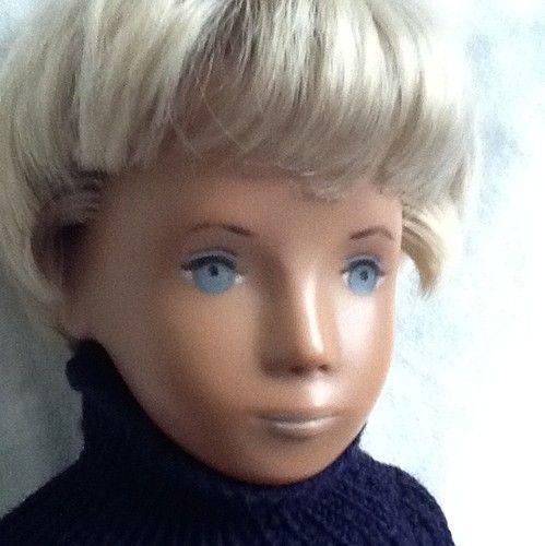 Frido / Trendon Sasha Gregor Doll No Philtrum | Sasha Dolls | Sasha