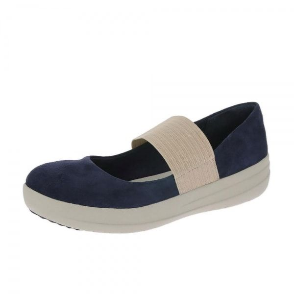 985a82797f052d FitFlop™ F-Sporty™ Mary Jane Shoes Supernavy