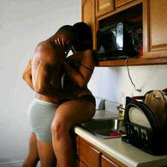 Cannot be! Sexy black women in the kitchen the world