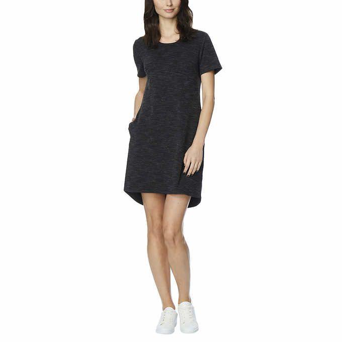 36e5649f6ce 32 Degrees Ladies  Short Sleeve Dress