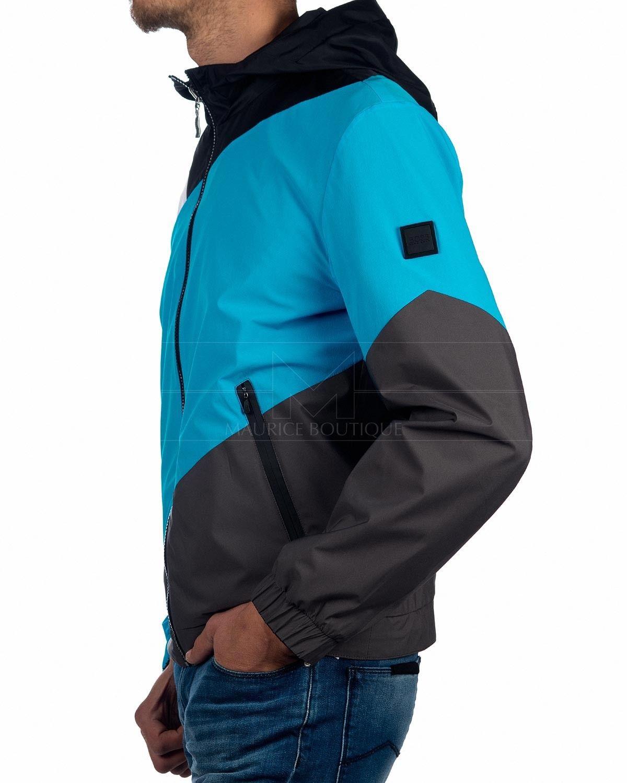 Hugo Boss Athleisure Hugo Boss Outerwear Jacket J Warwick Black Reversible Hugo Boss Jackets Versace Men [ 1500 x 1200 Pixel ]