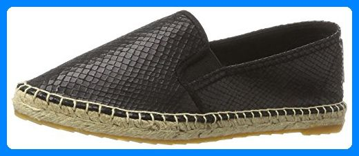 Replay Damen Desire Espadrilles, Schwarz (Black), 38 EU