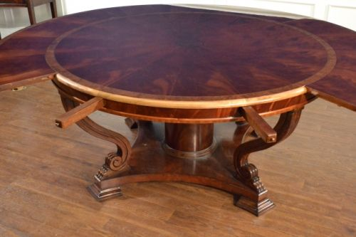 Perks Of Round Dining Table With Leaf Designalls In 2020