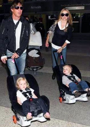 Travel Mate: use with car seats! Works for Dennis and Kimberly Quaid ...