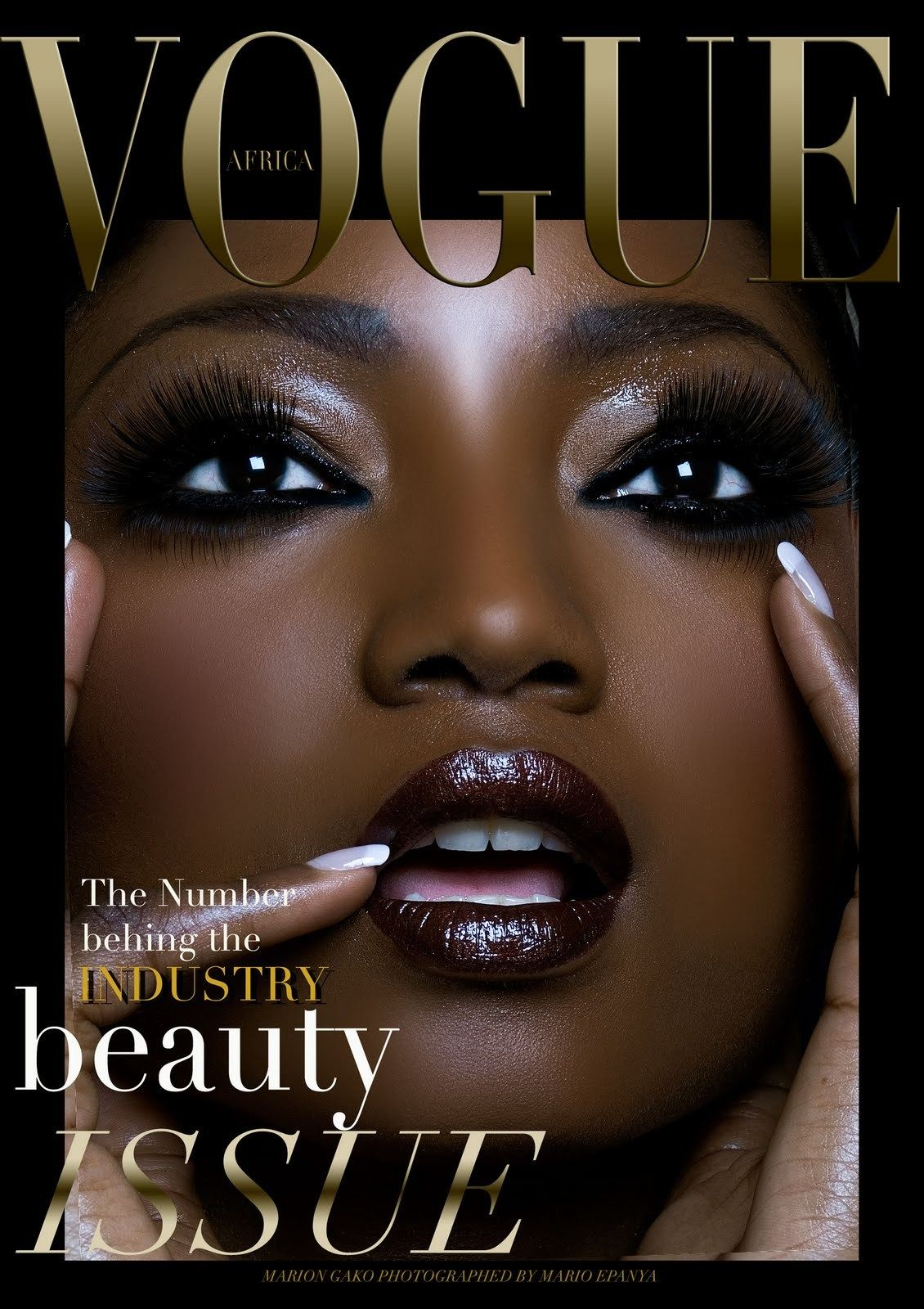 Should there be a Vogue Africa? Mario Epanya's bid to