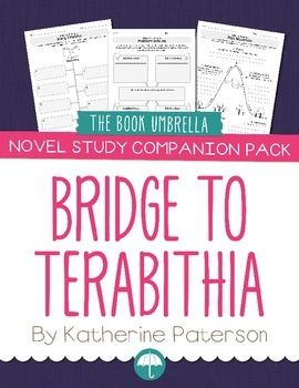 Bridge to Terabithia Companion Pack | 4th Grade | Bridge to