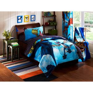 How To Train Your Dragon Toddler Sheet Set Will Fit A Crib