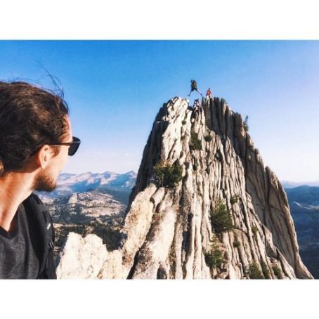 Jared Leto Jared Leto Yosemite Great Wide Open