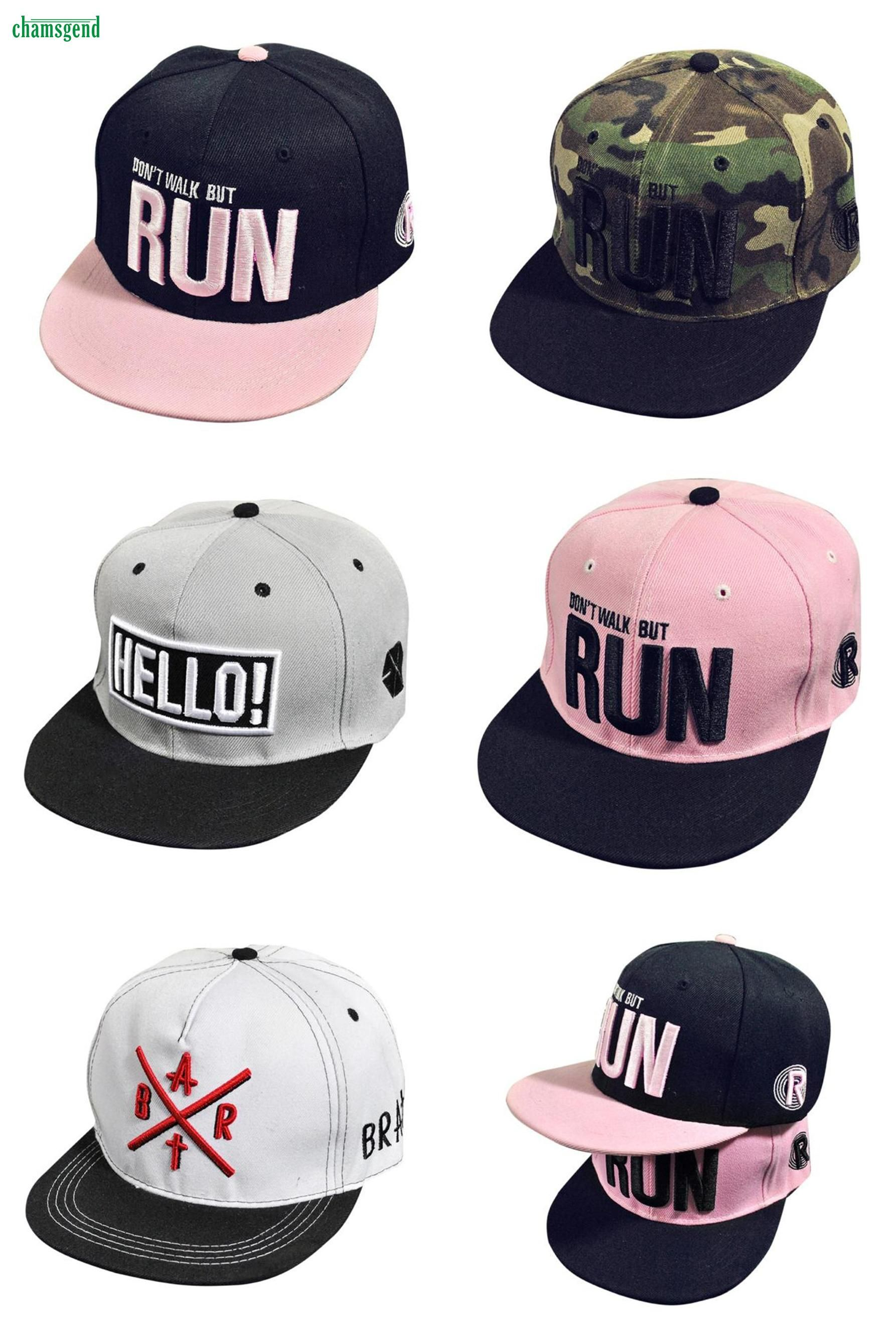 Visit to Buy  Baseball Caps CHAMSGEND WillBeen Fashion Embroidery Snapback  Boy Hiphop Hat Adjustable ab176f6870