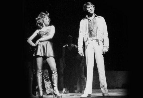 elaine paige and michael crawford in the musical quotbilly