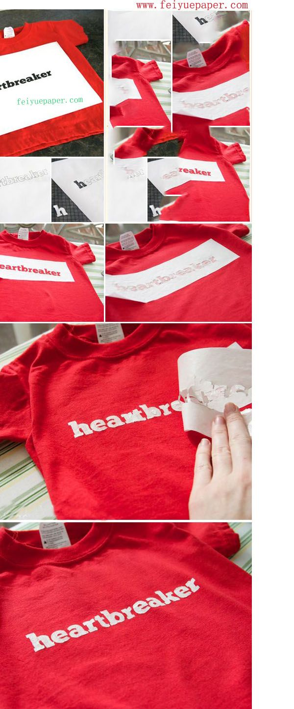using t shirt transfer paper to design your own t shirt t shirt