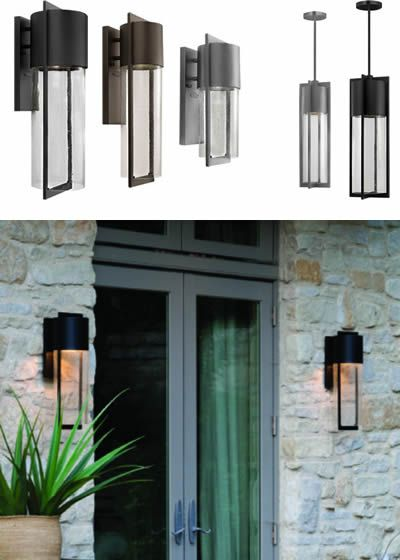 Contemporary Outdoor Lighting Mesmerizing Contemporary Outdoor Lighting  Brand Lighting Discount Lighting Design Ideas