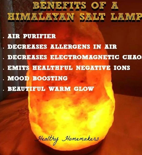 Health Benefits Of Himalayan Salt Lamp Extraordinary Hymalayan Salt Lamps Use If You Have Wiif In Your House  Clean Design Inspiration
