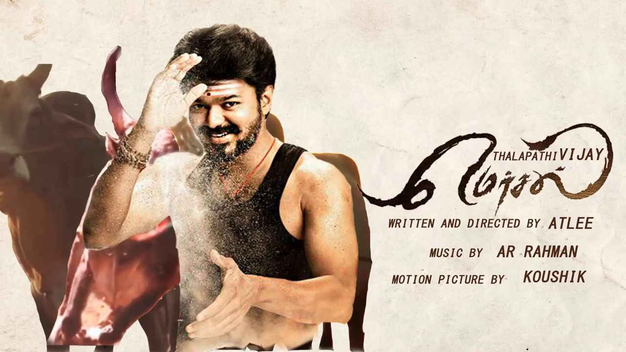 Pil Against Mersal Thrown Out By Madras High Court Free Movies