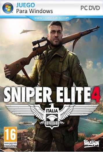 Juegos Para Adultos Sniper Elite 4 Deluxe Edition Pc Full Español Descargar Juegos Para Pc Juegos De Xbox One Juegos Para Pc Gratis