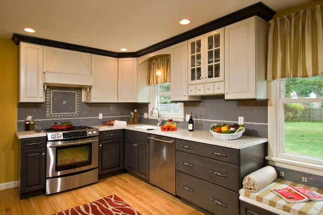 What Color Kitchen Cabinets   Google Search