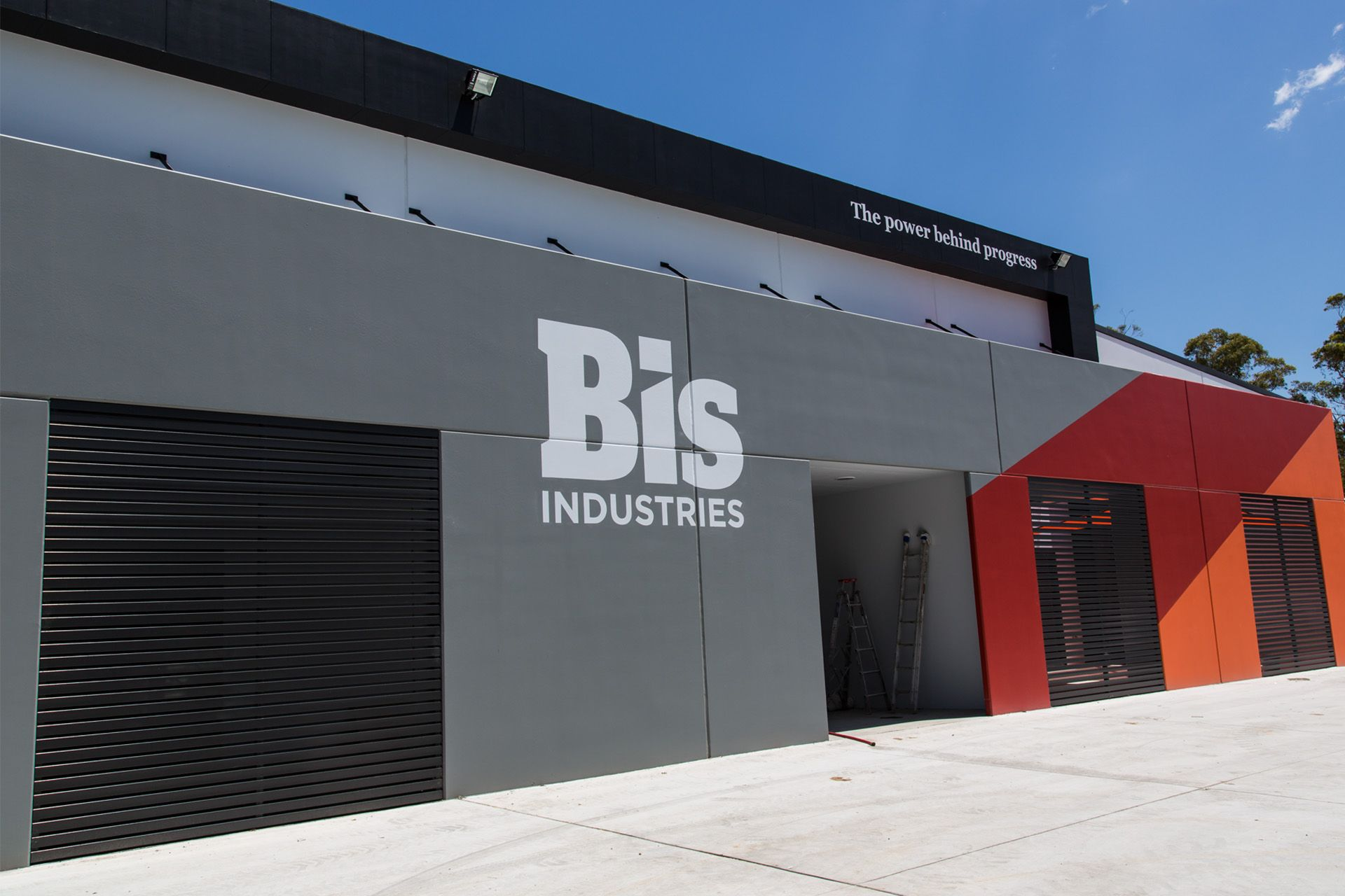 BIS premises