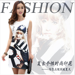Korean version of the new spring 2014 Dresses