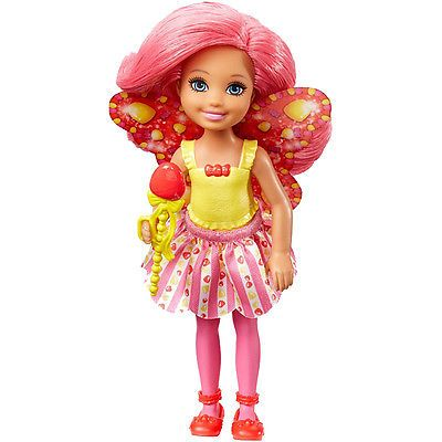 Barbie #dreamtopia #small fairy doll - #gumdrop,  View more on the LINK: http://www.zeppy.io/product/gb/2/182418984712/