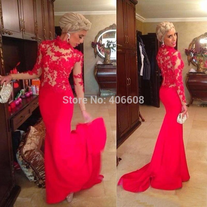 Find More Prom Dresses Information about Elegant Vintage Lace ...