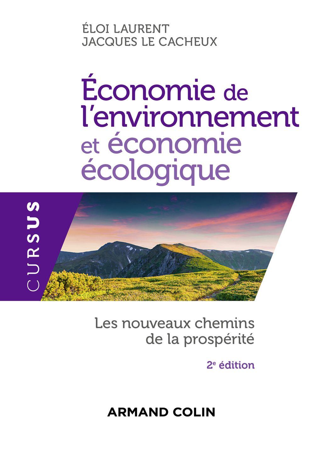 Economie De L Environnement Et Economie Ecologique 2e Ed Ebook Coding